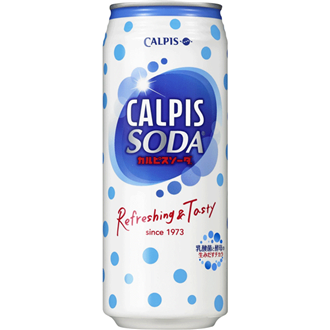 Calpis Calpis Soda can 500ml