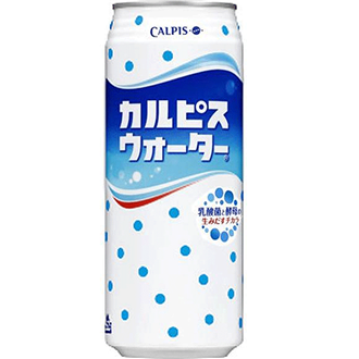 Calpis Calpis Water Can 500ml