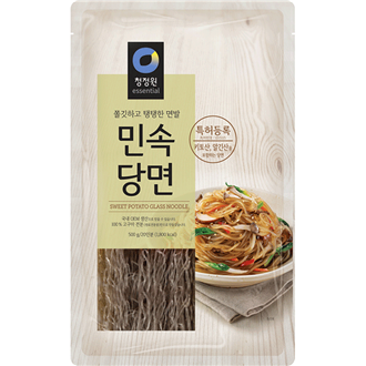 Chungjungone Minsok Dangmyun Glass noodle 500g
