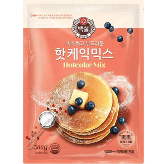 Cj Hotcake Mix 500g