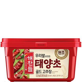 Cj Haechandle, Rote Pfefferpaste, 3Kg