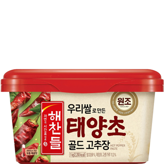 Cj Haechandle Rote Pfefferpaste Gochujang 500g