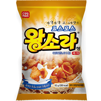 Cosmos Conch Shape Snack 62g