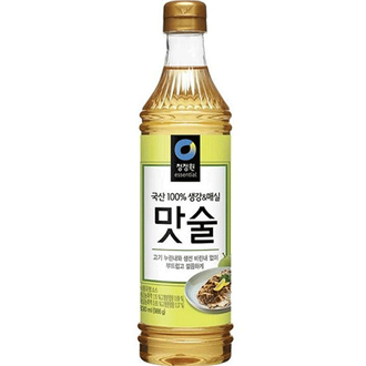 Daesang Chungjungone Cooking Sauce (Ginger & Plum) 900ml