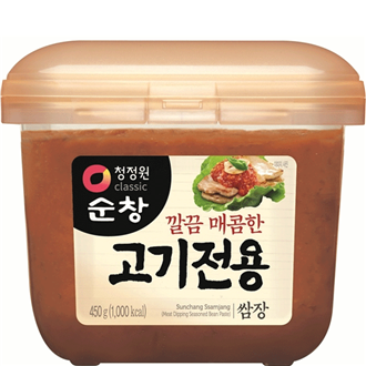 Daesang Sunchang, Seasoned Soy Bean Paste (For Rosted Meat), 450G