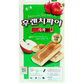 Haitai Frenchpie Apple 192g