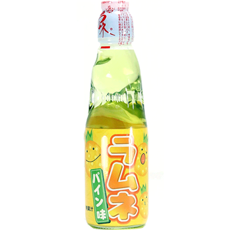 Hata Ramune Soda Yuzu Citron 200 ml