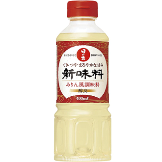 Hinode Mirin Seasoning For Sushi, Max 1% Alc. 400ml