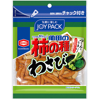 Kameda Kaki No Tane Wasabi Rice Cracker 83g