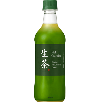 Kirin Namacha, Rich Green Tea 525ml