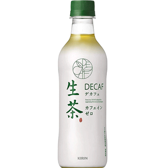 Kirin Namacha Decafe, Rich Green Tea Decaf 430ml
