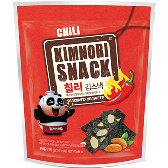 Kwangcheon Kimnori snack Chilli 25g