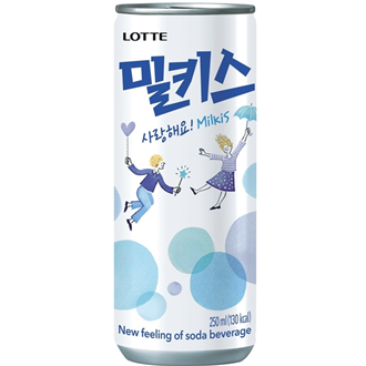 Lotte Milkis 250ml