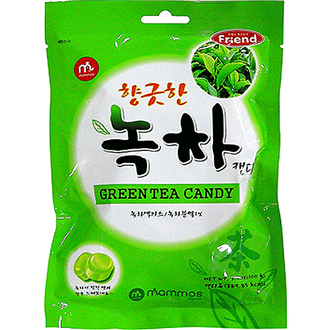 Mammos Green Tea Candy 100g