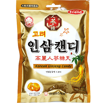 Mammos Korean Gingeng Candy 100g