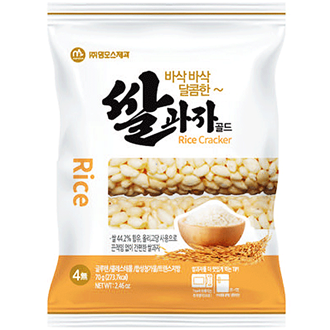 Mammos Rice Cracker Gold Edition 70g