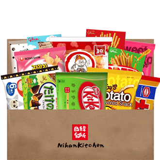 NikanKitchen Snack Box Delux
