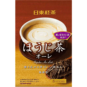 Nitto Royal Milk Tea Hojicha Au Lait (Latte) 140g