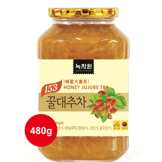 Nokchawon Honey Jujube Tea, 480G