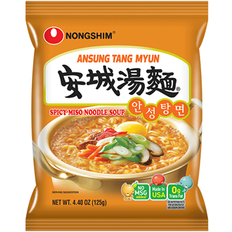 Nongshim Shrimp Flavored Cracker, 75g