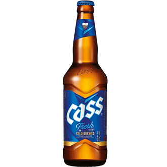 Obi Cass Fresh Beer Alc. 4.5% 330ml