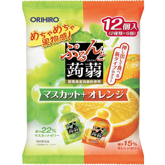 Orchid Inari Fried Tofu Wraps 284g