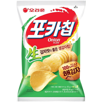 Orion Poka Chip Onion 66g