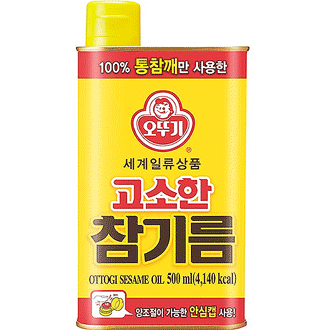 Ottogi Sesame Oil 500ml