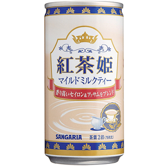 Sangaria Royal Milk Tea 185ml