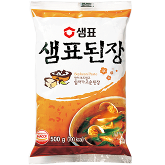 Sempio Soybean paste Miso-Suppenpaste Bag 500g