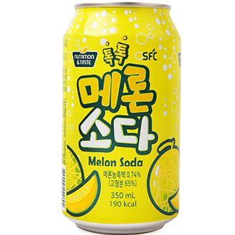SFCBIO Melon Soda Drink 350ml