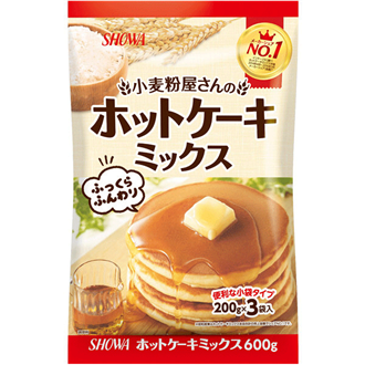 Showa Hotcake Mix, 600G