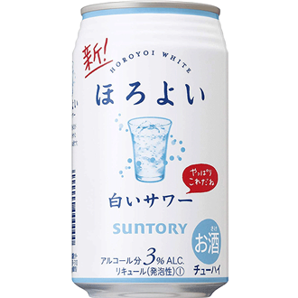 Suntory Horoyoi White Liquor 350ml