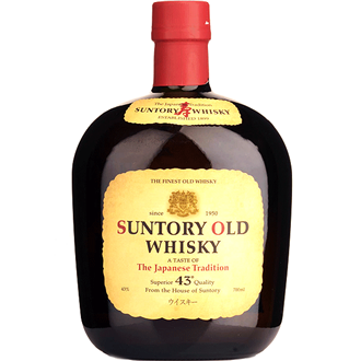 Suntory Old Whisky, Alc. 43% vol., 700 ml