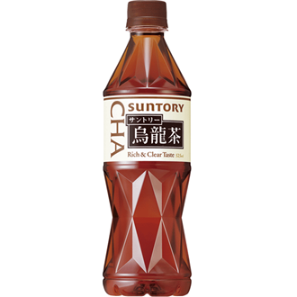 Suntory Oolong Tea (PET bottle) 500ml