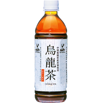Tominaga Kobe Kyoryuchi Oolong Tea 500ml