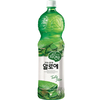 Woongjin Nature's Aloe Drink 1.5L