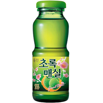 Woongjin Green Plum Juice 180ml