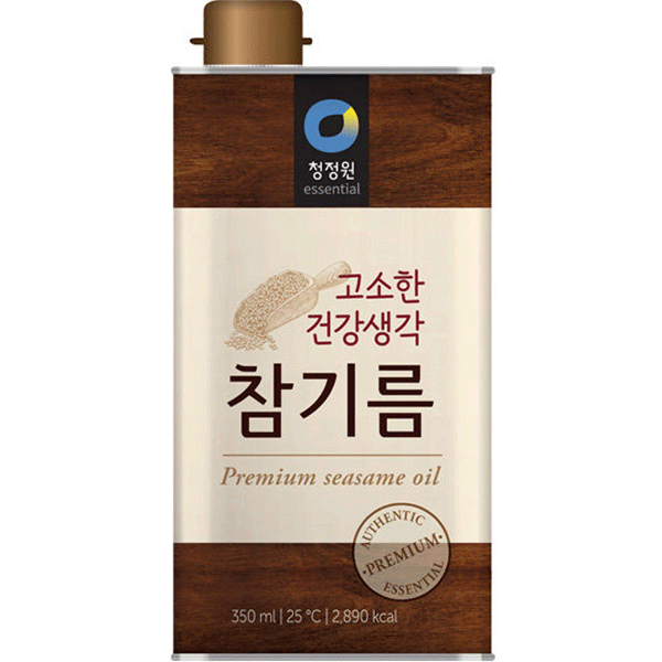 Daesang Sesame Oil, 300Ml