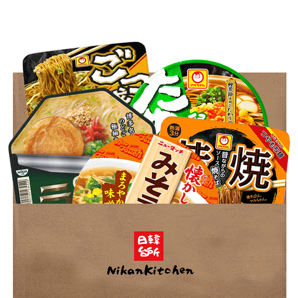 NikanKitchen Ramen Starter Box for Beginner