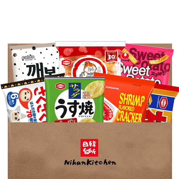 NikanKitchen Snack Box Original