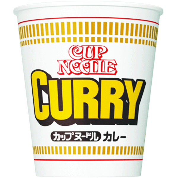 Nissin Cup Noodle Curry, 87G