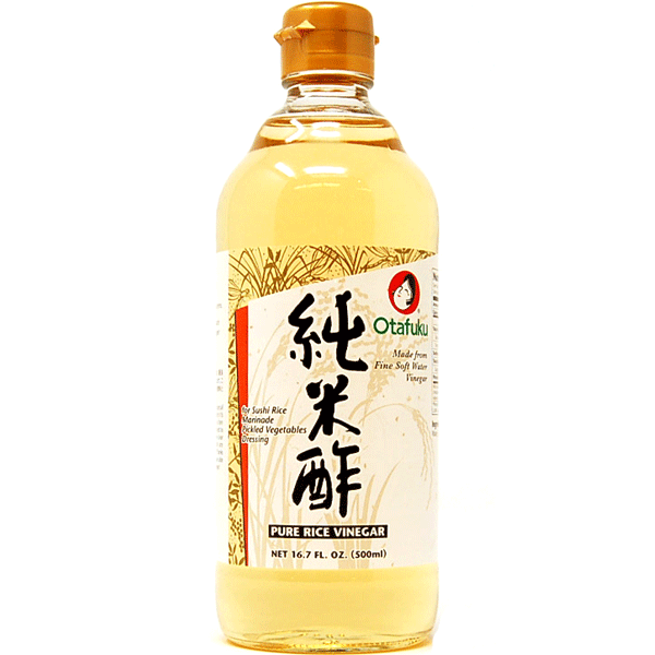 Otafuku Junmaisu, rice vinegar 500ml
