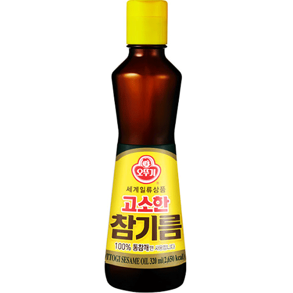 Ottogi Sesame Oil 320ml