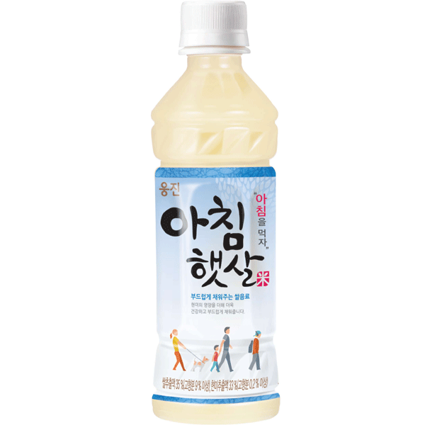 Woongjin Achimhaessal Rice Drink, 500ml